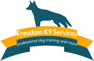 Freedom K9 Services Logo